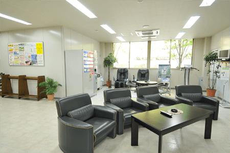 休憩室・談話室